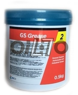 Смазка GS Grease 2 (New Golden Pearl 2) 0.5 кг.
