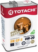 TOTACHI Extra Fuel Economy 0W20 SN/GF-5 Fully Synthetic   4л