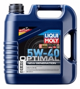 LIQUI MOLY Optimal New Generation 5W40   4л