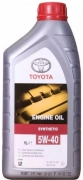 TOYOTA Engine Oil Synthetic 5W40   1л