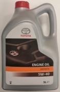 TOYOTA Engine Oil Synthetic 5W40   5л