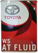 TOYOTA ATF WS   4л