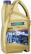 RAVENOL ATF RED-1   4л