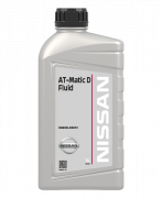 NISSAN ATF Matic FLuid D   0,946л