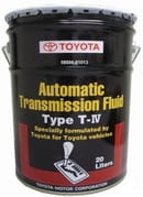TOYOTA ATF Type T-IV  20л